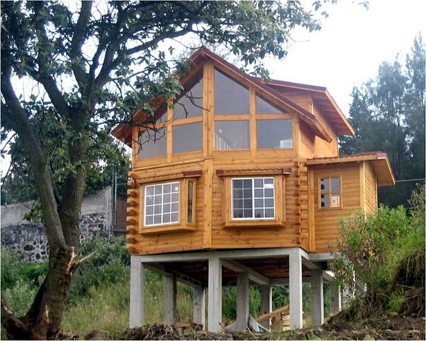 Caba as de madera peque as imagui - Cabanas de madera pequenas ...